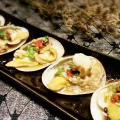 Steamed Abalone with Meat Pie Recipe