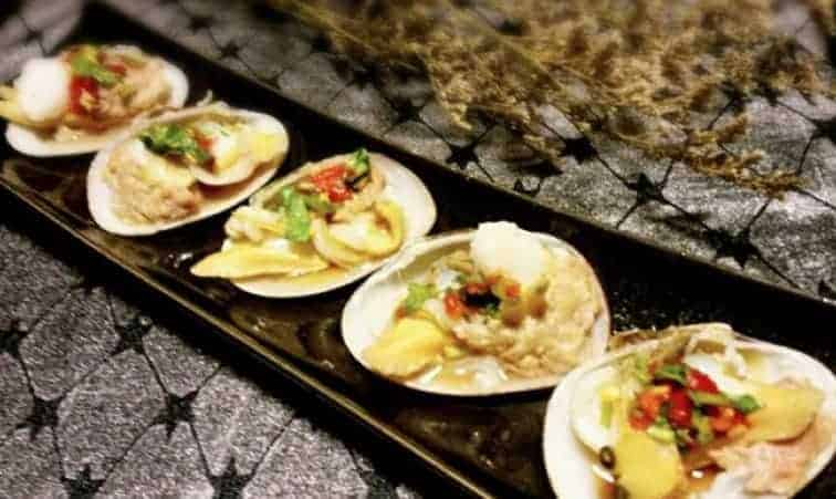 Steamed Abalone with MeatPie Recipe