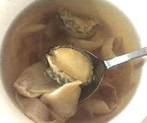 Stewed Abalone And Fish Maw Soup Recipe step9