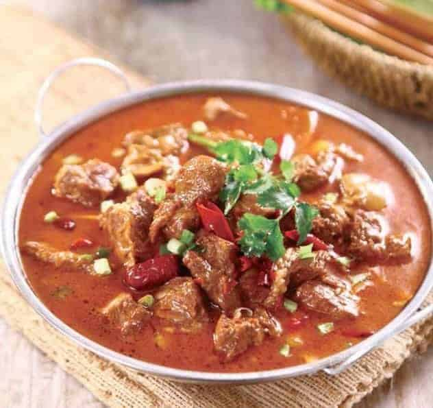 Braised Mutton Hot Pot Recipe