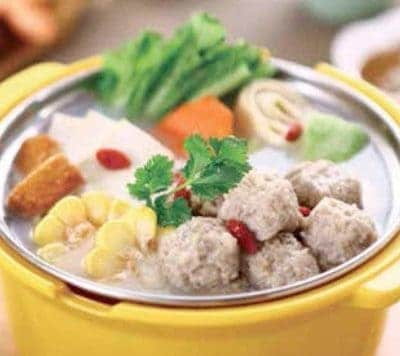 Chinese Fishball Hot Pot Base Recipe