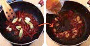 Chinese Spicy Shrimp Hot Pot Base Recipe step6