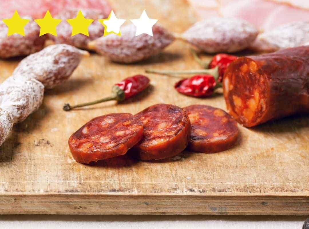 Chinese sausage review