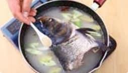 Fish Head Hotpot Base Recipe step7