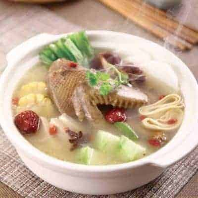 Galangal Flavor Duck Hot Pot Base Recipe
