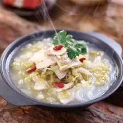 Pickled Cabbage Flavour Pork Soup Hot Pot Base Recipe