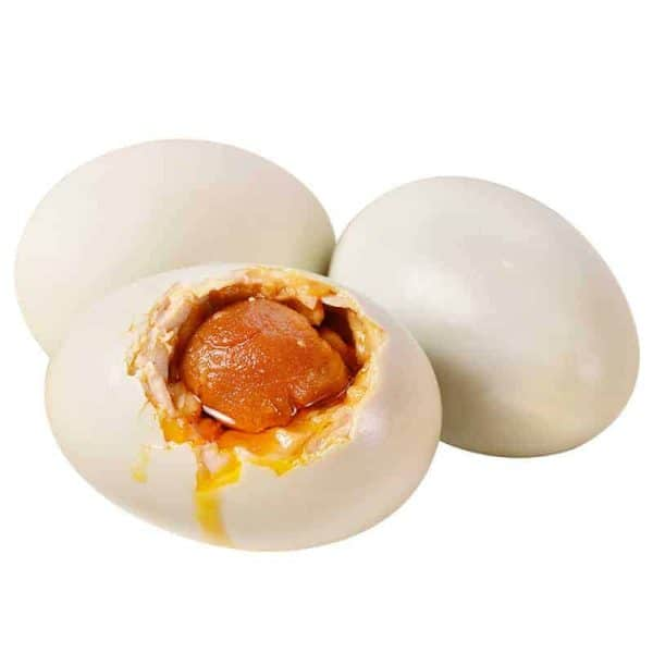Salted and Cooked Duck Eggs 1
