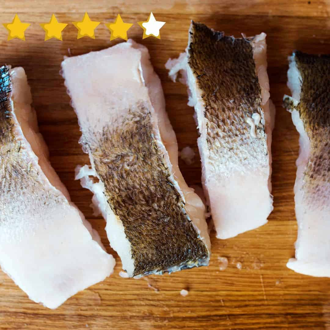 Boneless fish slices reviews