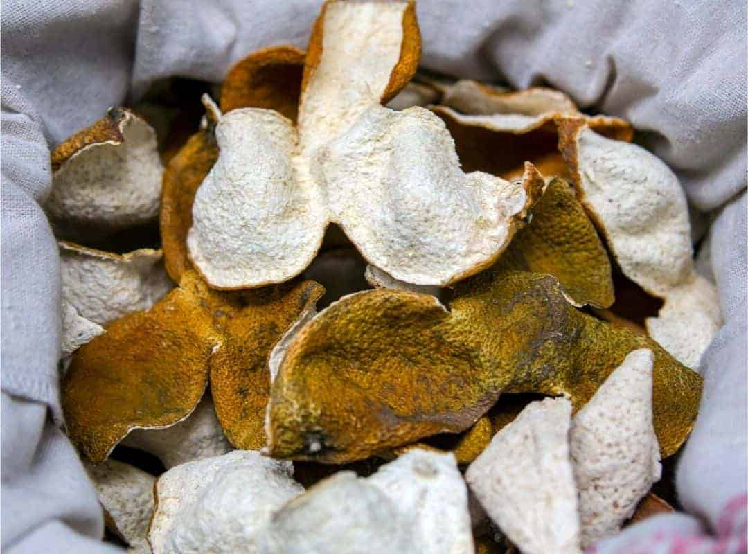 Dried Tangerine Peels Chenpi Taste Reviews