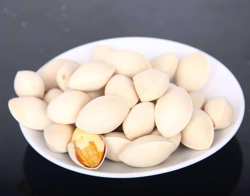 Ginkgo Seeds Taste Reviews