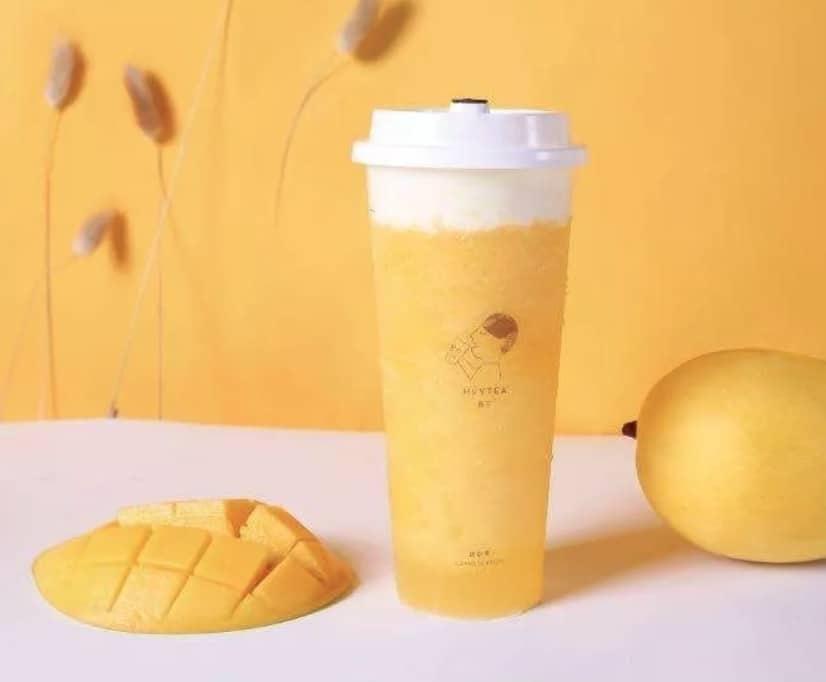 Mango Cheese Green Tea Recipe