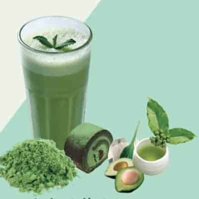 Matcha Tea Base Recipe