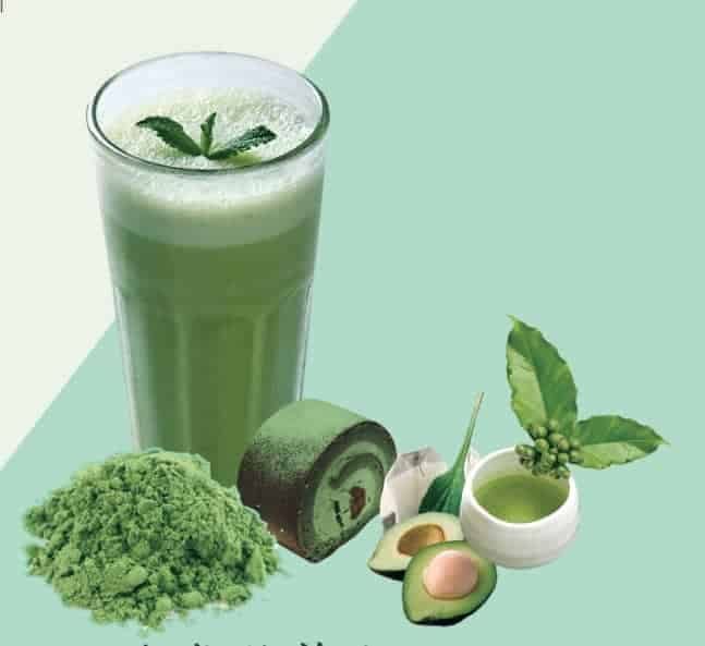 Matcha Tea Base Recipe