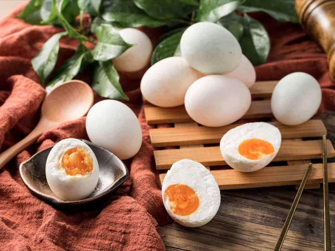Salted Duck Eggs Taste Reviews