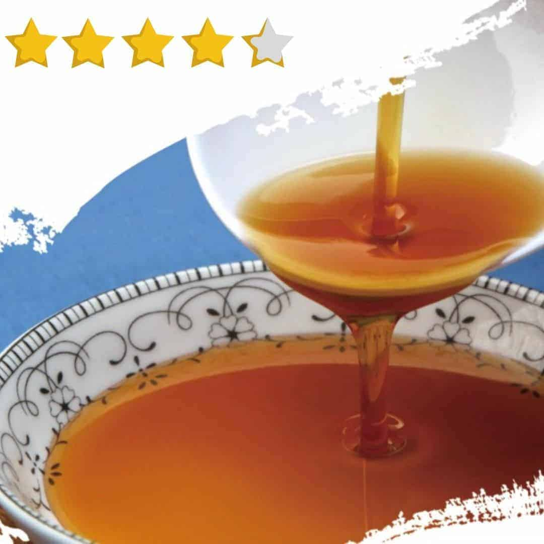 Sesame oil taste review