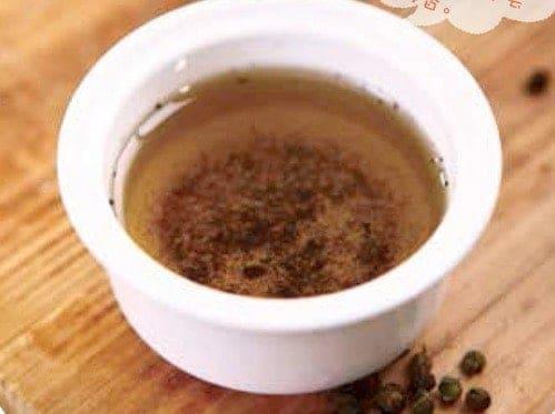 Sichuan Peppercorn Chili Oil Dipping Sauce