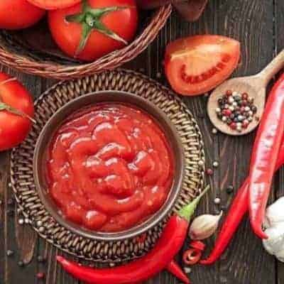 Tomato Chili Dipping Sauce Recipe