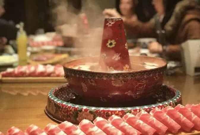 Traditional Beijing Hot Pot