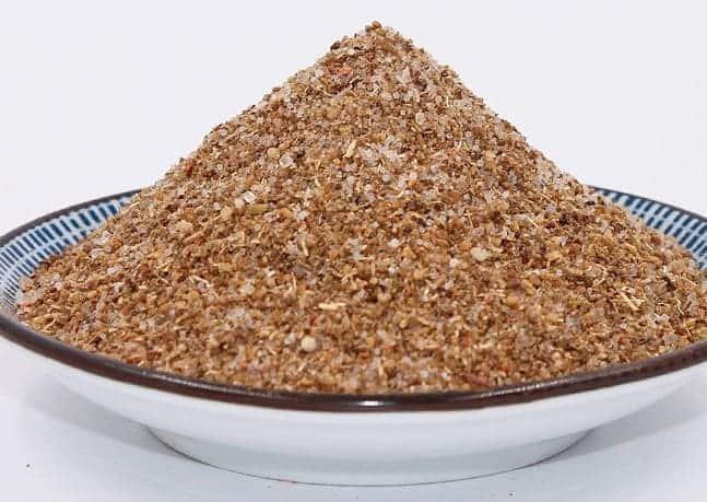 roasted cumin seed seasoning mix
