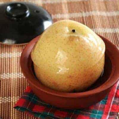 Chinese Frozen Pear Dessert Recipes