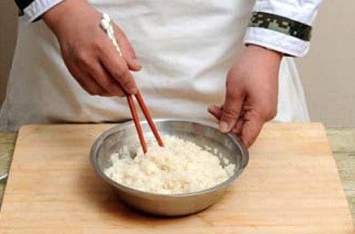 Chinese Glutinous Rice Cake Recipe step2