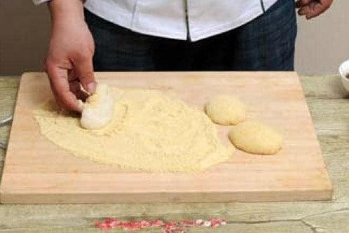 Chinese Glutinous Rice Cake Recipe step4