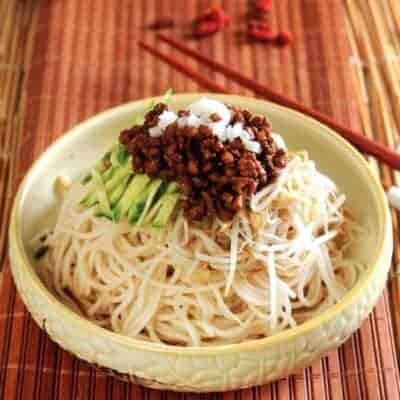 Easy Noodles With Soybean Paste Recipe