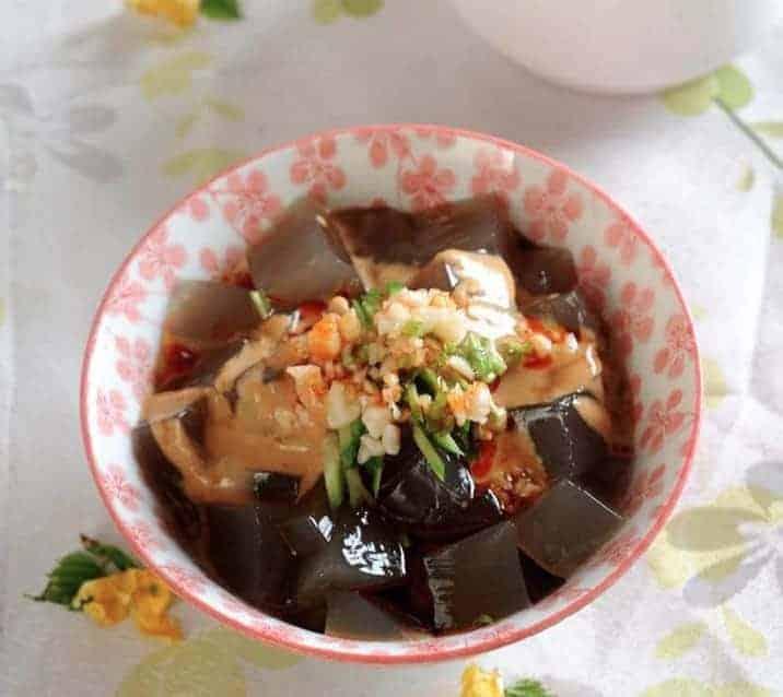 Liaoning Flavour Agar-agar Jelly Recipe