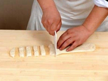 Peking Fried Rings Bread Recipe step2