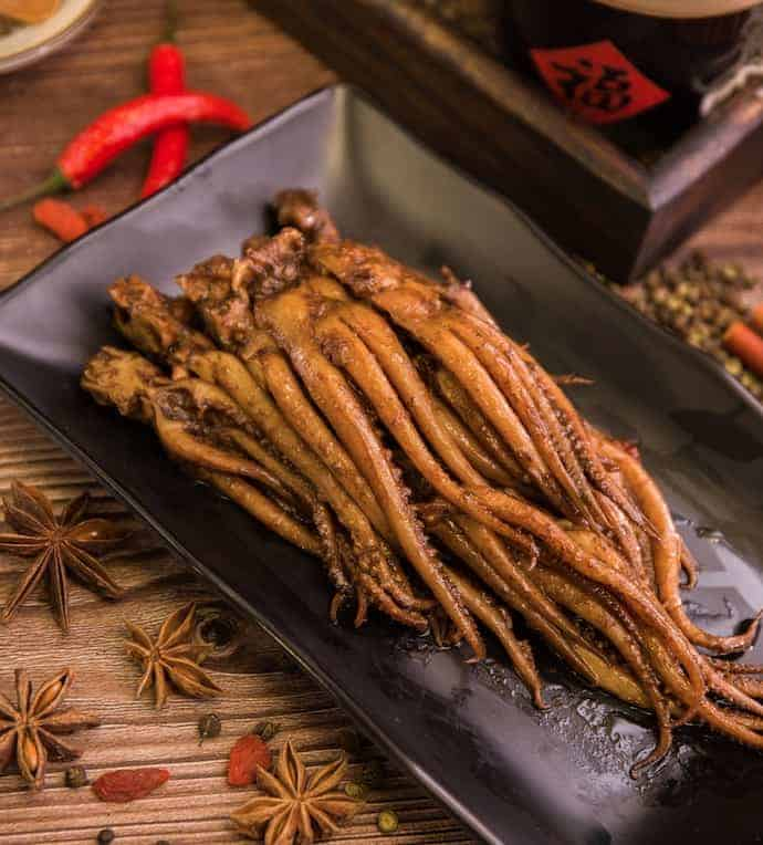 Squid Taste Reviews and Chinese Cuisine Tips