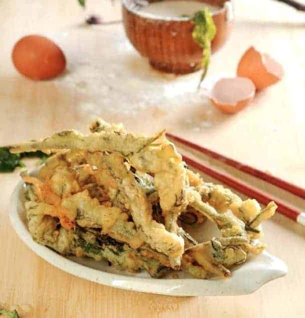 Stir-fried Chinese Toon Sprouts Recipes