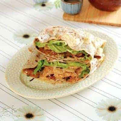 Tianjin style Pancake Recipe 1