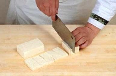 Chinese Hairy Tofu Recipe step1