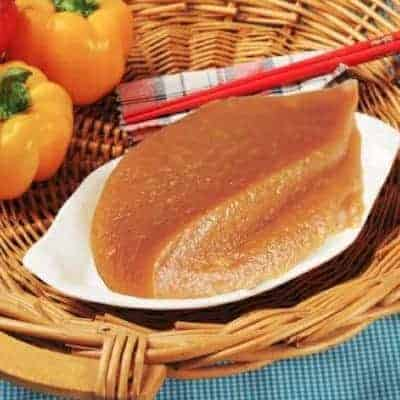 Chinese Sweet Potato Paste Recipe