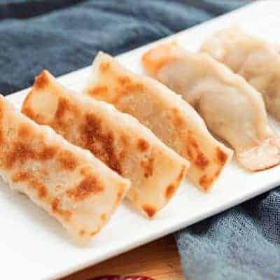 Pan fried Dumpling Recipe