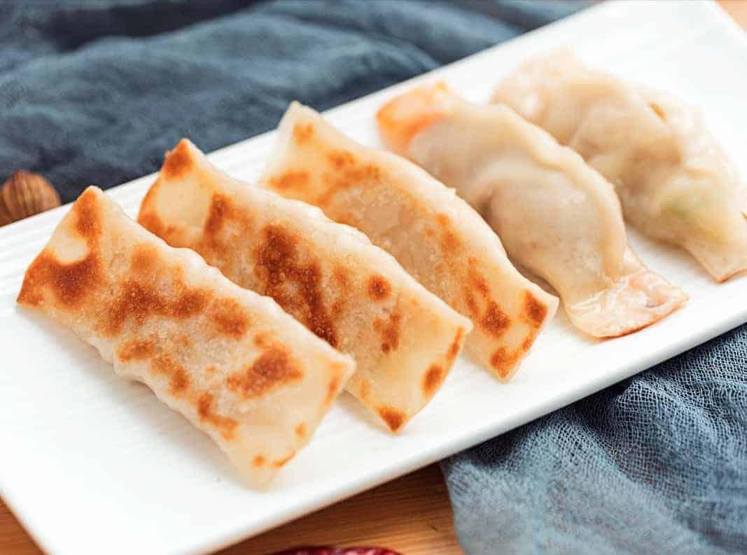 Pan-fried Dumpling Recipe