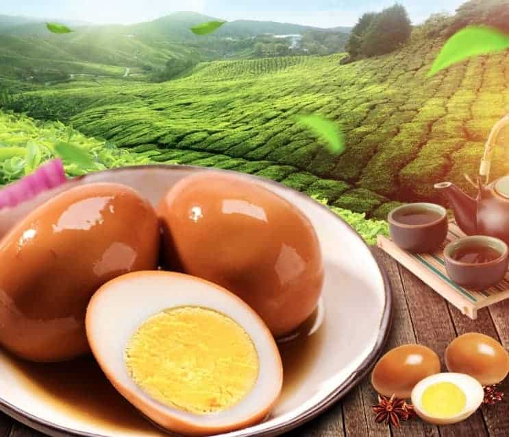 Soy Sauce Flavour Marinated Egg Recipe