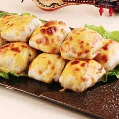 Xinjiang Flavour Roast Mutton Bun Recipe