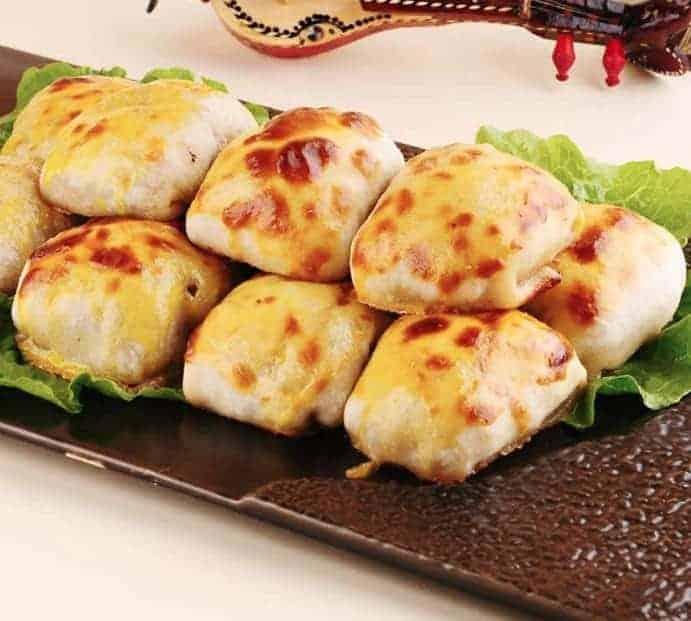 Xinjiang Flavour Roast Mutton Bun Recipe
