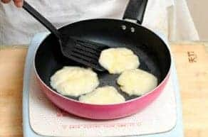 Fried Glutinous Rice Cake Recipe step5