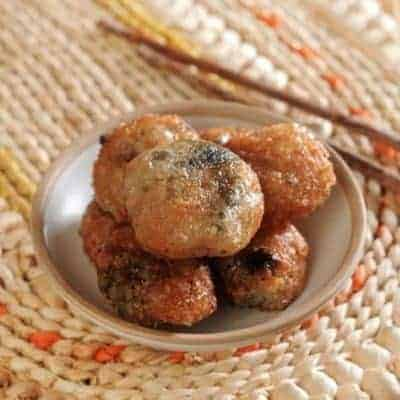 Fried Sweet Dumpling Recipe