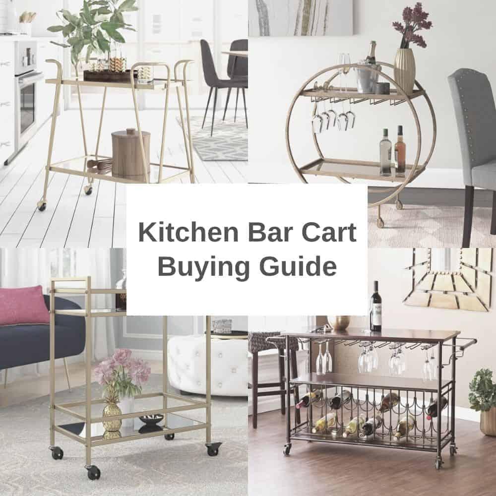 Kitchen Bar Cart Buying Guide