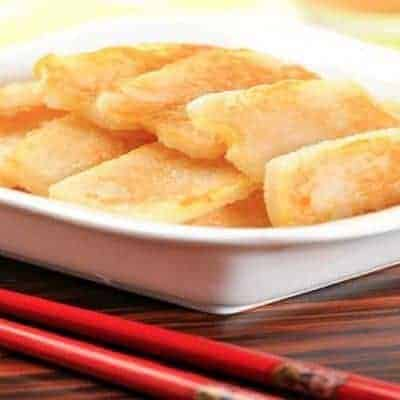 Lard Rice Cake Recipe