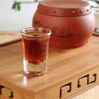 Osmanthus scented Honey Wine Recipe