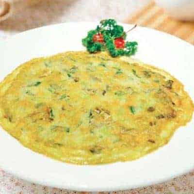 Oyster Omelet Recipe