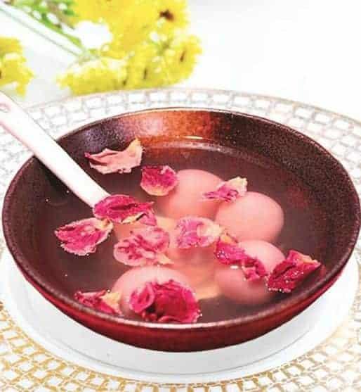 Roses Flavour Sweet Dumpling Recipe