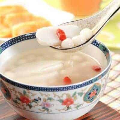 Stewed Rice Cake Recipe