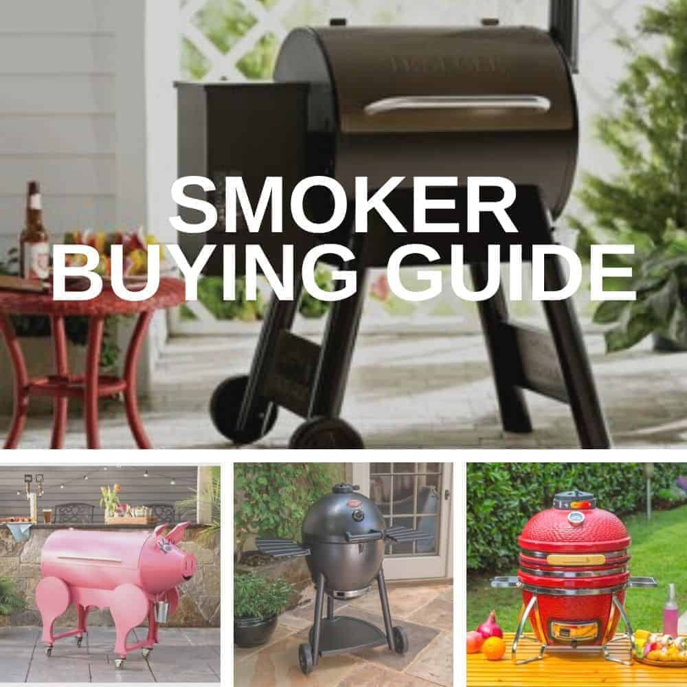 The Best Smoker Buying Guide