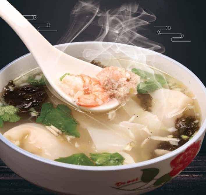 Wonton Noodles Soup Recipe