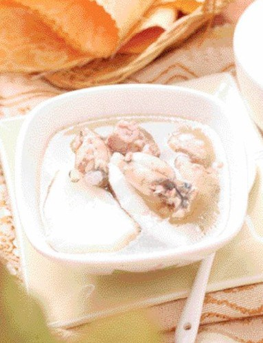 3 Steps Easy Coconut and Frog Soup Recipe